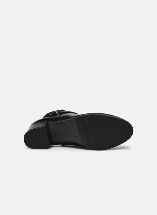 Stiefeletten & Boots Caprice Orlanda schwarz ansicht von oben