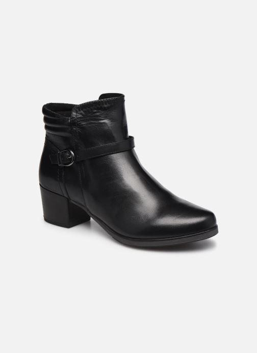 Bottines et boots Caprice Orlanda Noir vue détail/paire