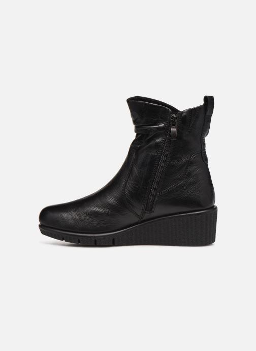 Bottines et boots Caprice Topeka Noir vue face