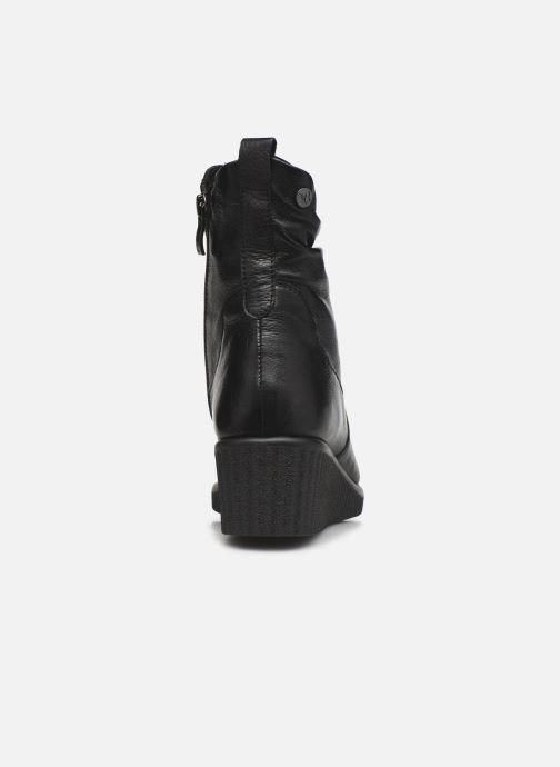 Bottines et boots Caprice Topeka Noir vue droite
