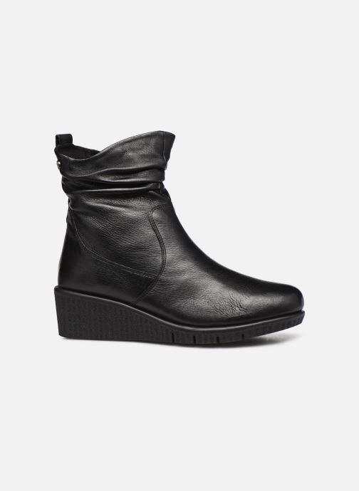Bottines et boots Caprice Topeka Noir vue derrière