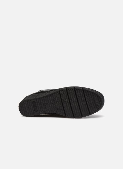 Bottines et boots Caprice Topeka Noir vue haut