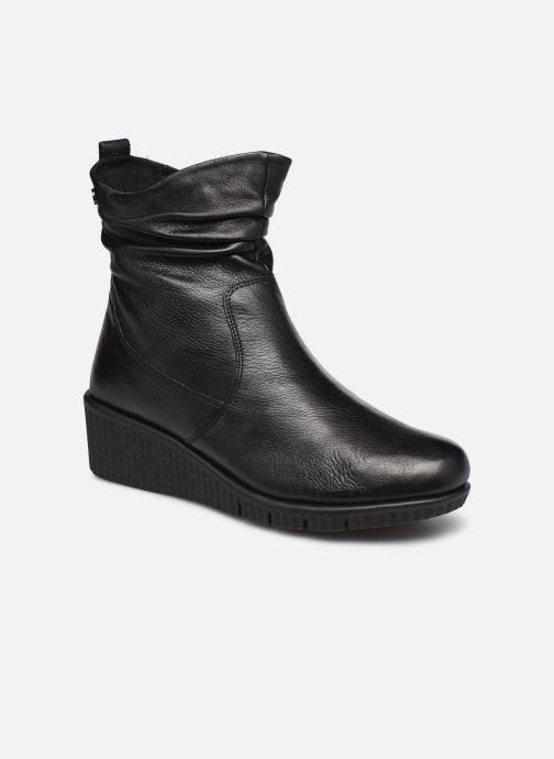 Bottines et boots Caprice Topeka Noir vue détail/paire