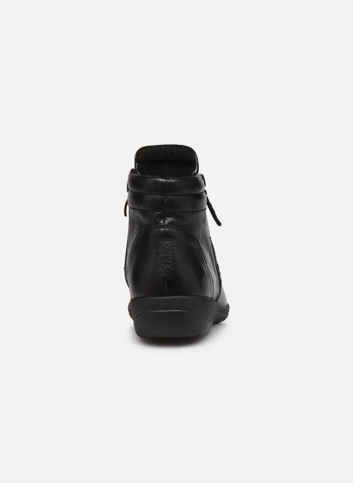 Bottines et boots Caprice Perryton Noir vue droite