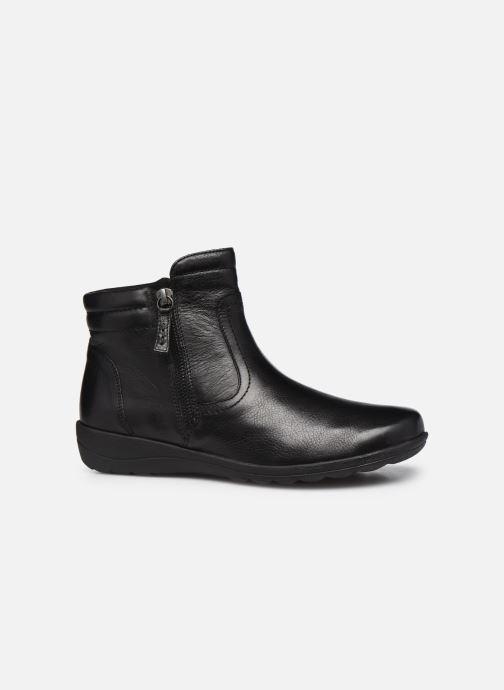 Bottines et boots Caprice Perryton Noir vue derrière