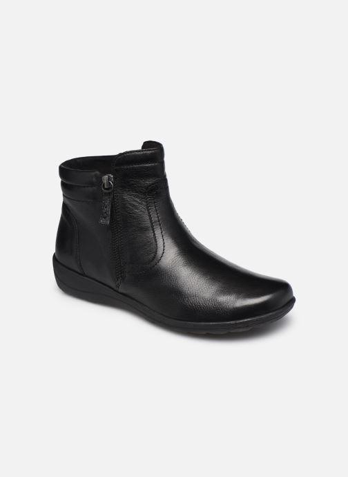 Bottines et boots Caprice Perryton Noir vue détail/paire