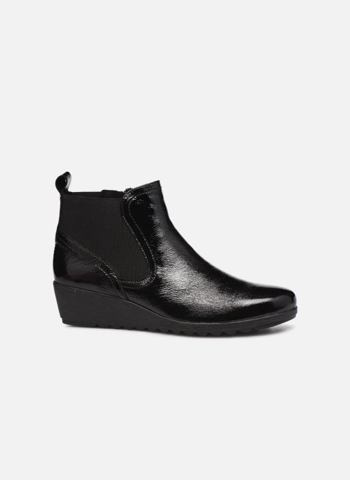 Bottines et boots Caprice Guymon Noir vue derrière