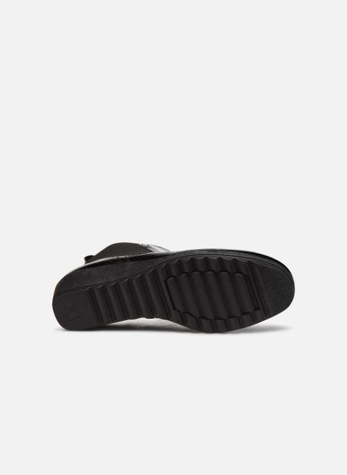 Bottines et boots Caprice Guymon Noir vue haut