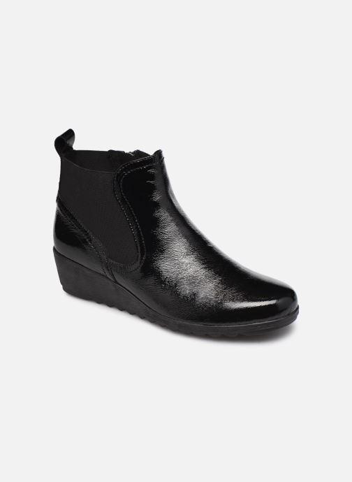 Bottines et boots Caprice Guymon Noir vue détail/paire