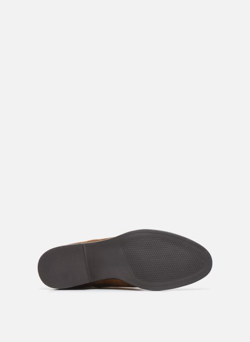Stiefel Caprice Rosaria braun ansicht von oben