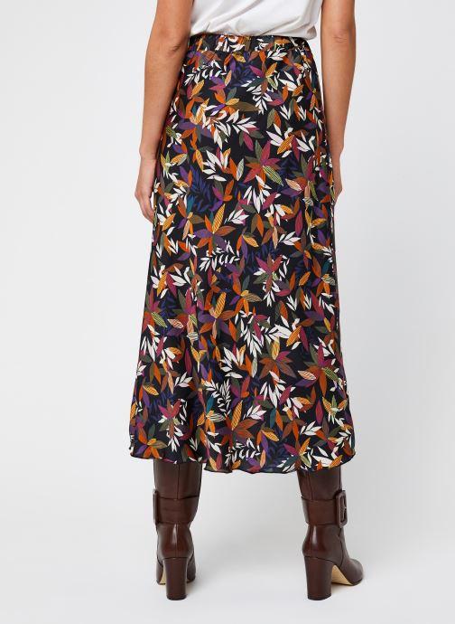 Vêtements Frnch Estee Multicolore vue portées chaussures