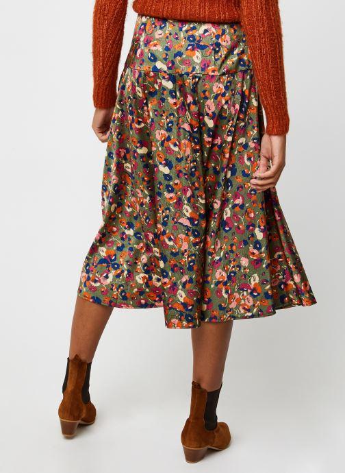 Vêtements Frnch Edithe Multicolore vue portées chaussures