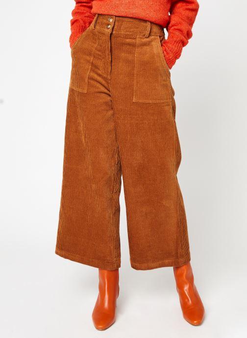 Abbigliamento Frnch Prunella Marrone vedi dettaglio/paio
