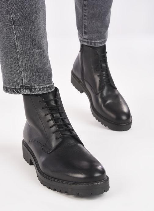 Stiefeletten & Boots Mr SARENZA Renazzo schwarz ansicht von unten / tasche getragen
