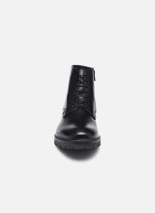 Stiefeletten & Boots Mr SARENZA Renazzo schwarz schuhe getragen