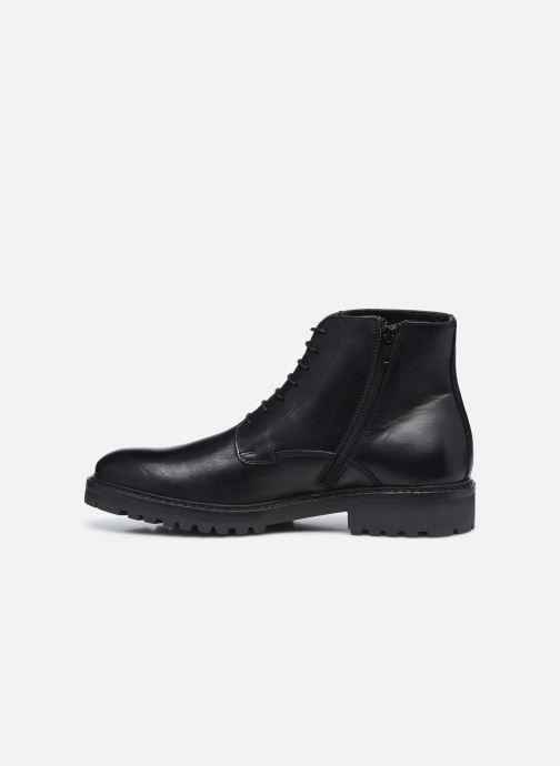 Stiefeletten & Boots Mr SARENZA Renazzo schwarz ansicht von vorne
