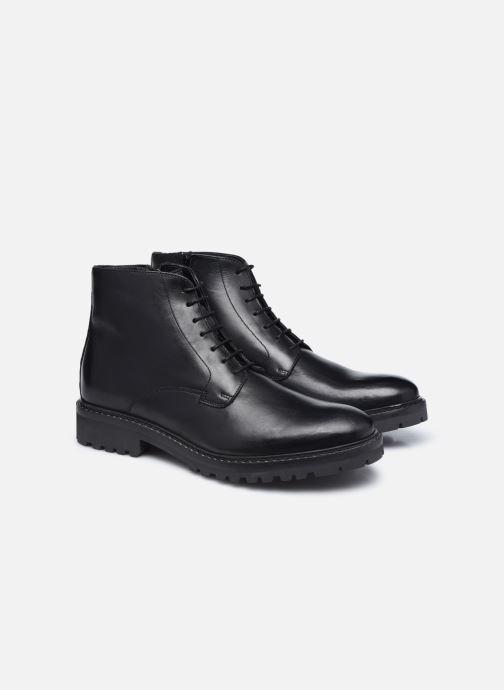 Stiefeletten & Boots Mr SARENZA Renazzo schwarz ansicht von hinten