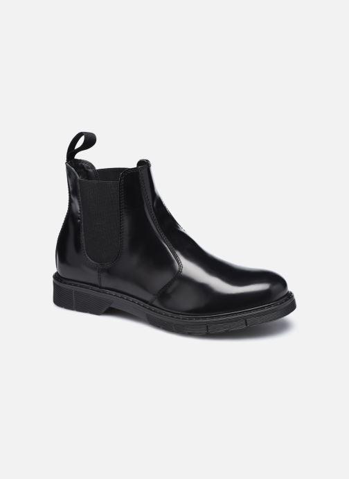 Bottines et boots Mr SARENZA Riado Noir vue derrière