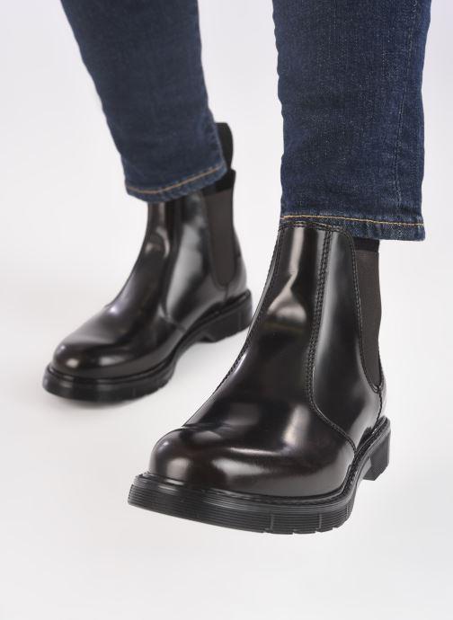 Stiefeletten & Boots Mr SARENZA Riado braun ansicht von unten / tasche getragen
