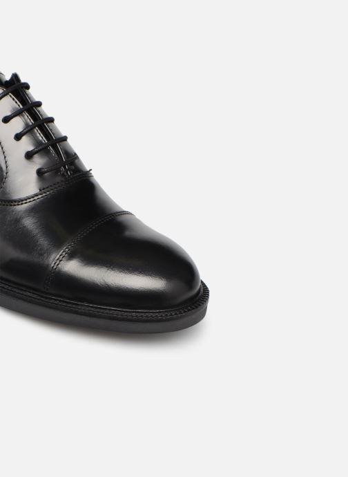 Chaussures à lacets Mr SARENZA Romuelt Noir vue gauche
