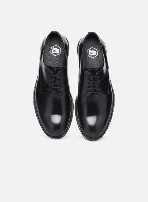 Schnürschuhe Mr SARENZA Romuald schwarz schuhe getragen