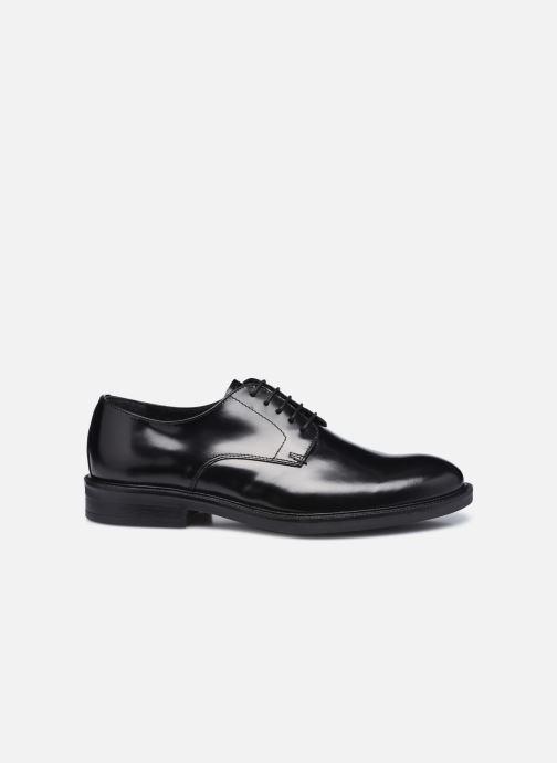 Zapatos con cordones Mr SARENZA Romuald Negro vista de detalle / par