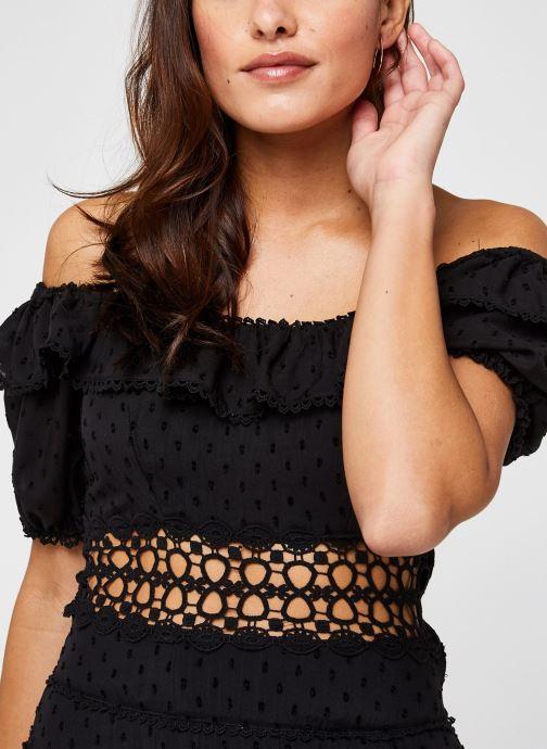 Vêtements Free People Cruel Intentions Mini Noir vue face