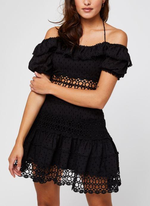 Vêtements Free People Cruel Intentions Mini Noir vue droite