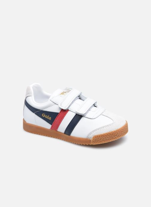 Sneakers Børn Harrier Leather Velcro