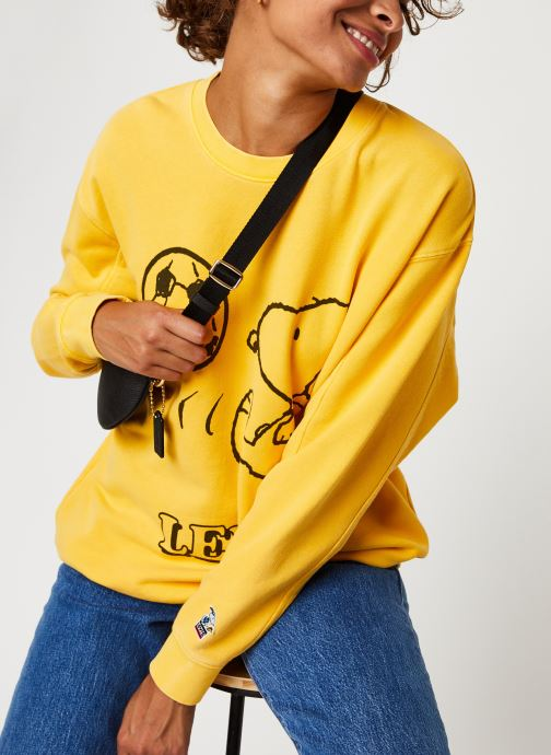 Sweatshirt - Unbasic Crew Sweatshirt