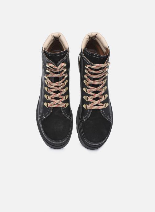 Stivaletti e tronchetti Made by SARENZA Sartorial Folk Boots #14 Nero modello indossato