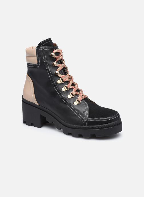 Stivaletti e tronchetti Made by SARENZA Sartorial Folk Boots #14 Nero immagine destra