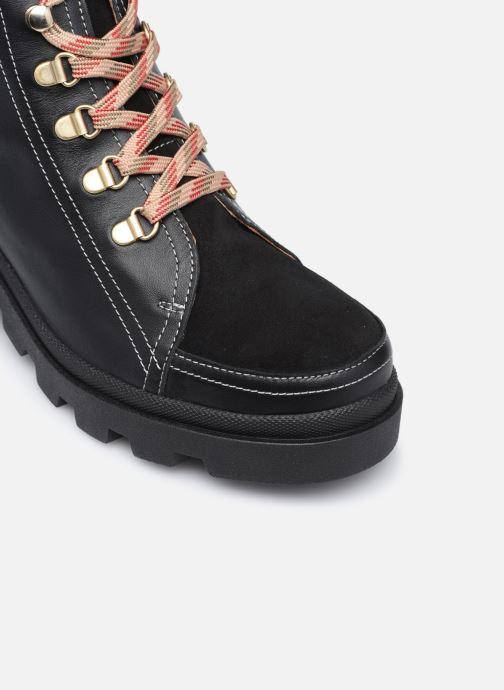 Stivaletti e tronchetti Made by SARENZA Sartorial Folk Boots #14 Nero immagine sinistra
