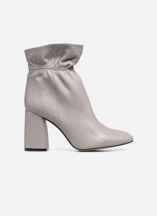 Bottines et boots Made by SARENZA Urban Smooth Boots #5 Gris vue détail/paire