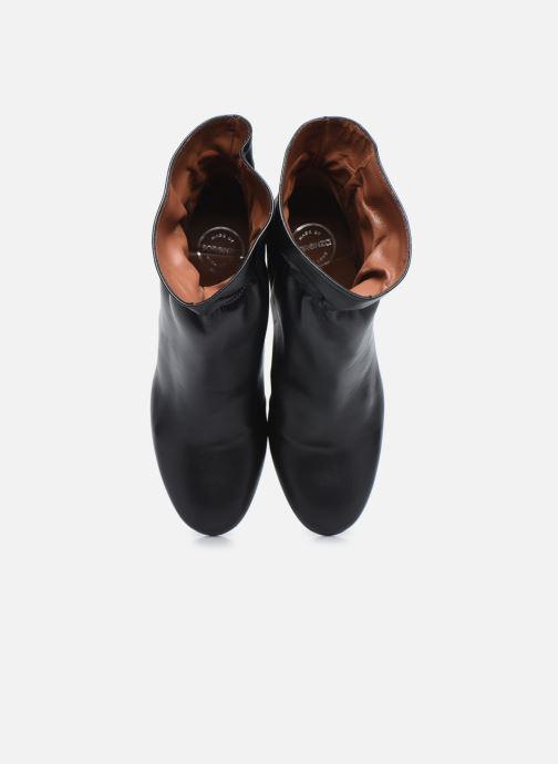 Stivaletti e tronchetti Made by SARENZA Urban Smooth Boots #5 Nero modello indossato