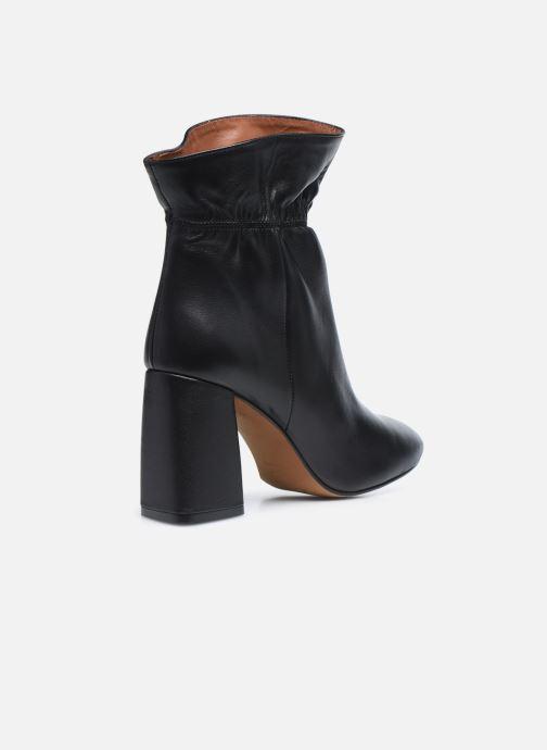 Stivaletti e tronchetti Made by SARENZA Urban Smooth Boots #5 Nero immagine frontale