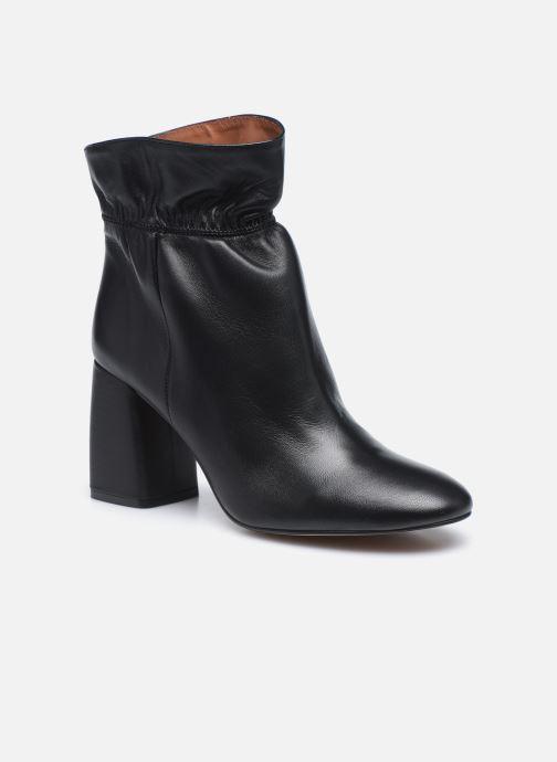 Stivaletti e tronchetti Made by SARENZA Urban Smooth Boots #5 Nero immagine destra