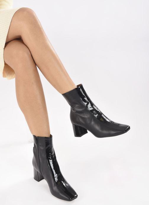 Stivaletti e tronchetti Made by SARENZA Classic Mix Boots #6 Nero immagine dal basso