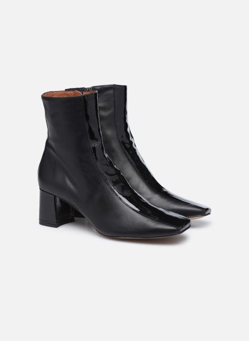 Stivaletti e tronchetti Made by SARENZA Classic Mix Boots #6 Nero immagine posteriore
