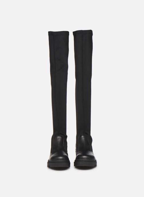 Stiefel Made by SARENZA Electric Feminity Bottes #1 schwarz schuhe getragen