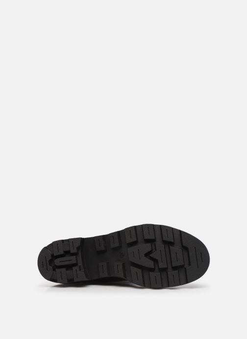 Stiefel Made by SARENZA Electric Feminity Bottes #1 schwarz ansicht von oben