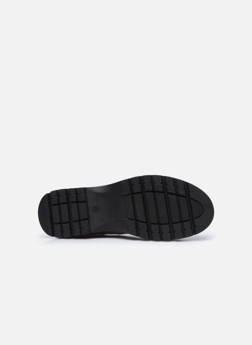 Bottines et boots Made by SARENZA Urban Smooth Boots #3 Blanc vue haut