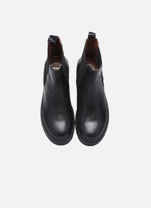 Bottines et boots Made by SARENZA Urban Smooth Boots #3 Noir vue portées chaussures