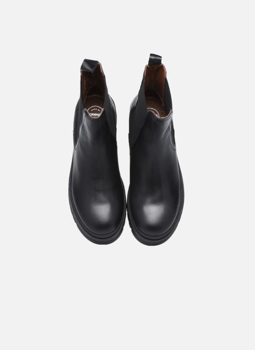 Stivaletti e tronchetti Made by SARENZA Urban Smooth Boots #3 Nero modello indossato