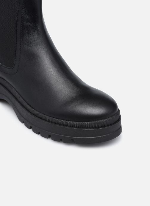 Stivaletti e tronchetti Made by SARENZA Urban Smooth Boots #3 Nero immagine sinistra