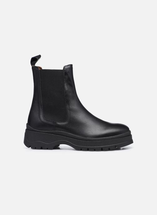 Bottines et boots Made by SARENZA Urban Smooth Boots #3 Noir vue détail/paire