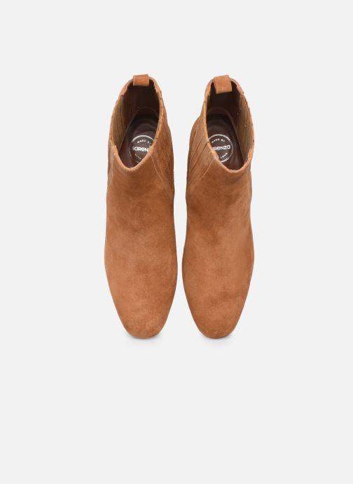 Stiefeletten & Boots Made by SARENZA Sartorial Folk Boots #10 braun schuhe getragen