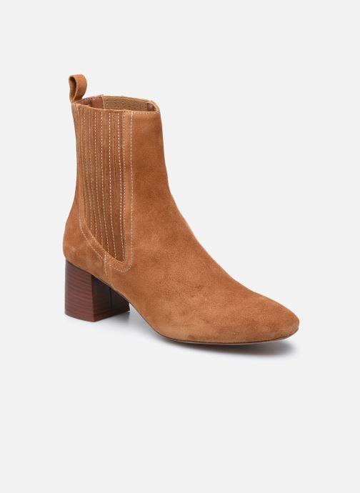 Stivaletti e tronchetti Made by SARENZA Sartorial Folk Boots #10 Marrone immagine destra