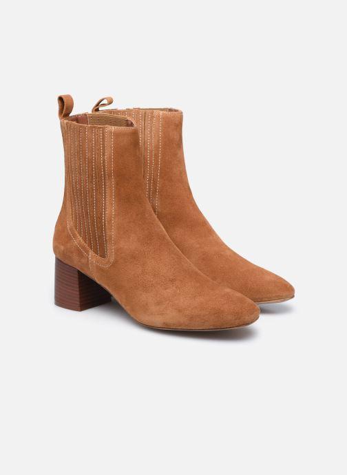Stivaletti e tronchetti Made by SARENZA Sartorial Folk Boots #10 Marrone immagine posteriore