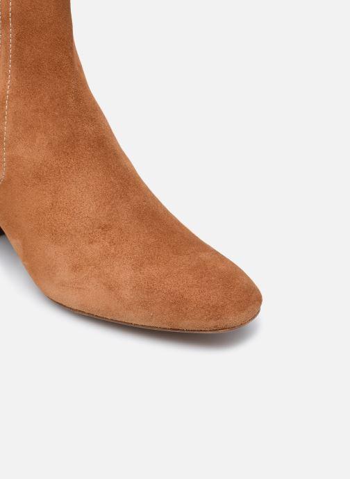 Stivaletti e tronchetti Made by SARENZA Sartorial Folk Boots #10 Marrone immagine sinistra